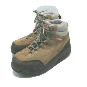 MBT Outdoor Rocker Toning Walking Boots Size 8